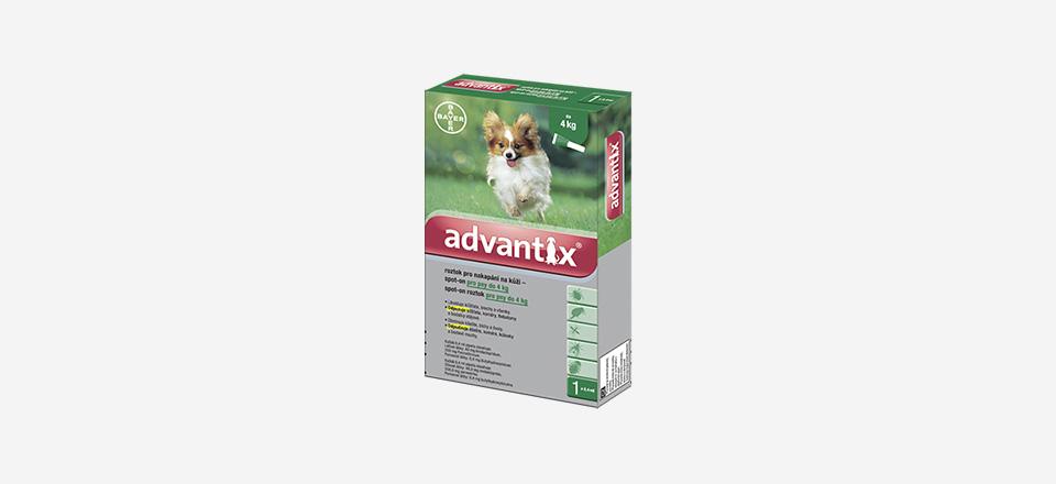 Bayer Advantix – Pětinásobná ochrana