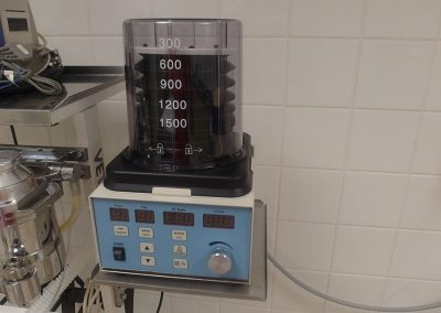 Objemový ventilátor