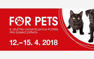 For Pets 2018 (12.-15.4.2018)